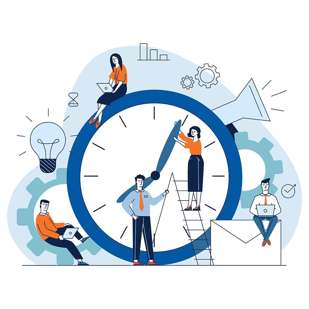 11 راهکار اثربخش برای مدیریت زمان